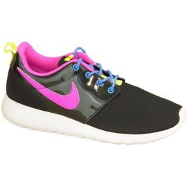 Scarpe Nike Roshe One Gs W 599729-011 nero