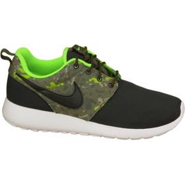 Scarpe Nike Roshe One Print Gs M 677782-008 nero