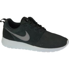 Scarpe Nike Roshe One Suede M 685280-001 nero