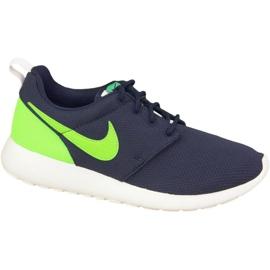 Scarpe Nike Roshe One Gs W 599728-413 marina