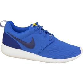 Scarpe Nike Roshe One Gs W 599728-417 blu