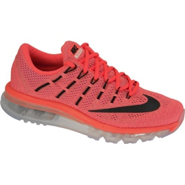 Scarpe Nike Air Max 2016 in 806772-800 rosso