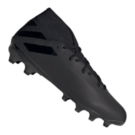 Scarpe Adidas Nemeziz 19.3 Mg M EF8874 nero nero