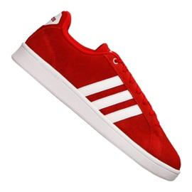 Scarpe Adidas Cloudfoam Adventage M BB9597 rosso