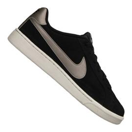 Scarpe Nike Court Royale Suede M 819802-005 nero