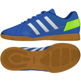 Scarpe indoor Adidas Top Sala Jr FV2632 blu blu