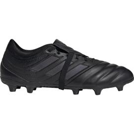 Scarpe da calcio Adidas Copa Gloro 19.2 Fg M F35489 nero