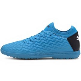 Scarpe da calcio Puma Future 5.4 Tt M 105803 01 blu blu