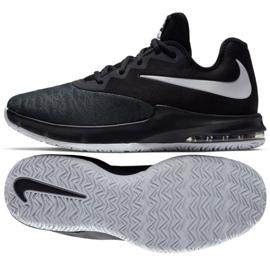 Scarpe Nike Air Max Infuriate Iii Low AJ5898-001 nero