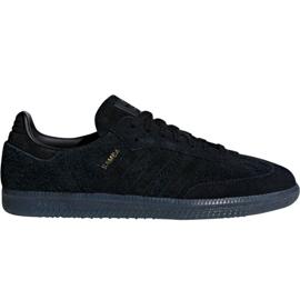 Scarpe Adidas Samba Og M B75682 nero