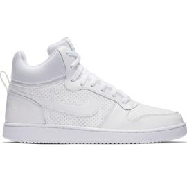 Scarpe Nike Court Borough Mid M 838938 111 bianco
