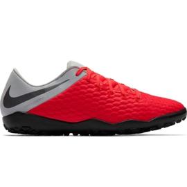 Scarpe da calcio Nike Hypervenom Phantom X 3 Academy Tf M AJ3815 600 rosso