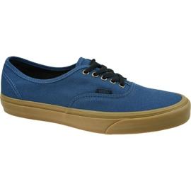 Scarpe Vans Ua Authentic M VN0A38EMU4C1 blu