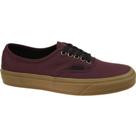 Scarpe Vans Authentic M VN0A38EMU5A1 rosso