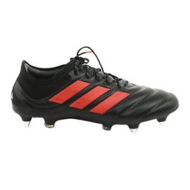 Scarpe da calcio Adidas Copa 19.1 Sg M G26642 nero