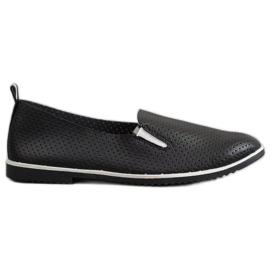 Kylie Sneakers senza lacci nero