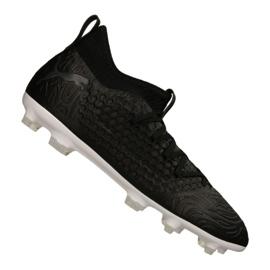 Scarpe da calcio Puma Future 19.3 Netfit Fg / Ag M 105539-02 nero