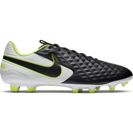 Scarpe da calcio Nike Tiempo Legend 8 Academy FG / MG M AT5292-007 nero