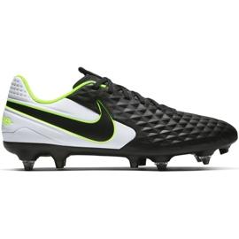 Scarpe da calcio Nike Tiempo Legend 8 Academy Sg Pro Ac M AT6014-007 nero