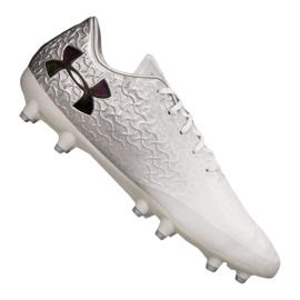Scarpe da calcio Under Armour Magnetico Pro Fg M 3000111-100 bianco