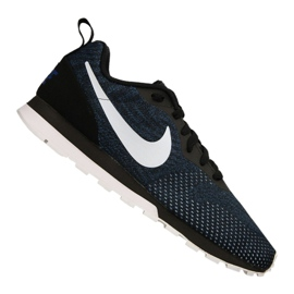 Scarpe Nike Md Runner 2 Eng Mesh M 916774-007 nero