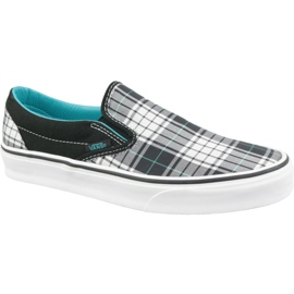 Scarpe Vans Classic Slip-On M VN0LYFL6W grigio
