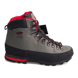 Scarpe da trekking professionali 6540 Grigio