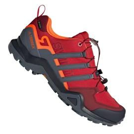 Scarpe Adidas Terrex Swift R2 Gtx M G26554 rosso