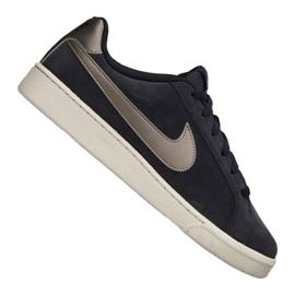 Scarpe Nike Court Royale Suede M 819802-403 marina