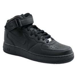 Scarpe Nike Air Force 1 Mid 07 M 315123-001 nero
