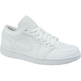 Nike Jordan Scarpe Jordan Air 1 Low M 553558-126 bianco