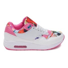 Calzature sportive Sneakers Sneakers Neon R-50 Bianco