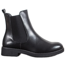 SHELOVET Stivaletti alla caviglia nero
