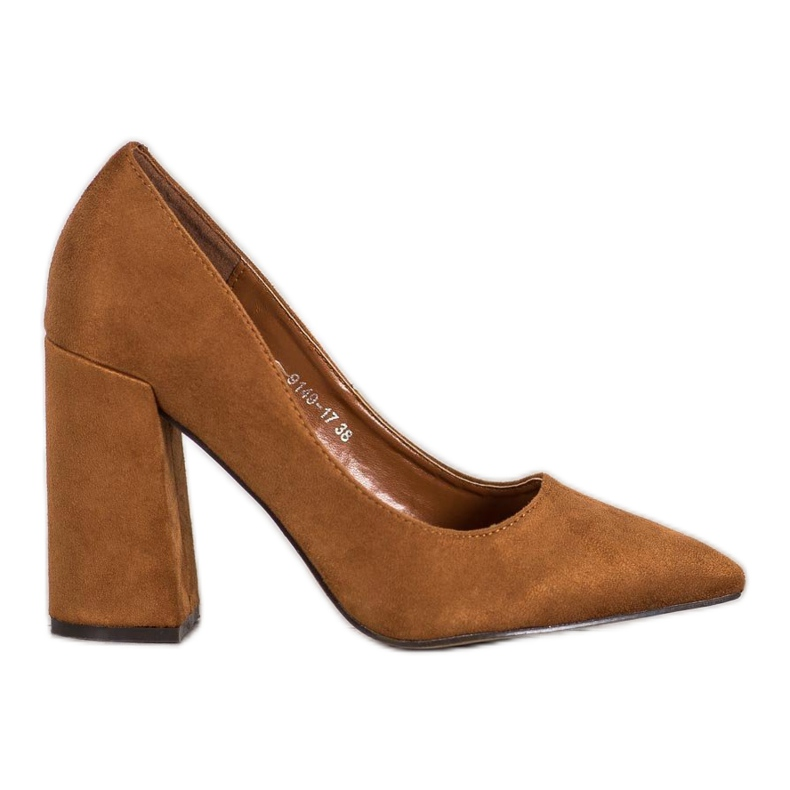Pompe VICES marrone
