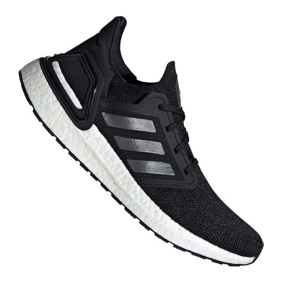 Scarpe Adidas UltraBoost 20 M EF1043 nero