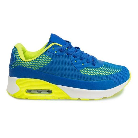DN3-8 Royal scarpe da corsa sportive blu