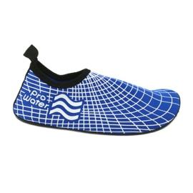 Stivali al neopron ad acqua ProWater blu