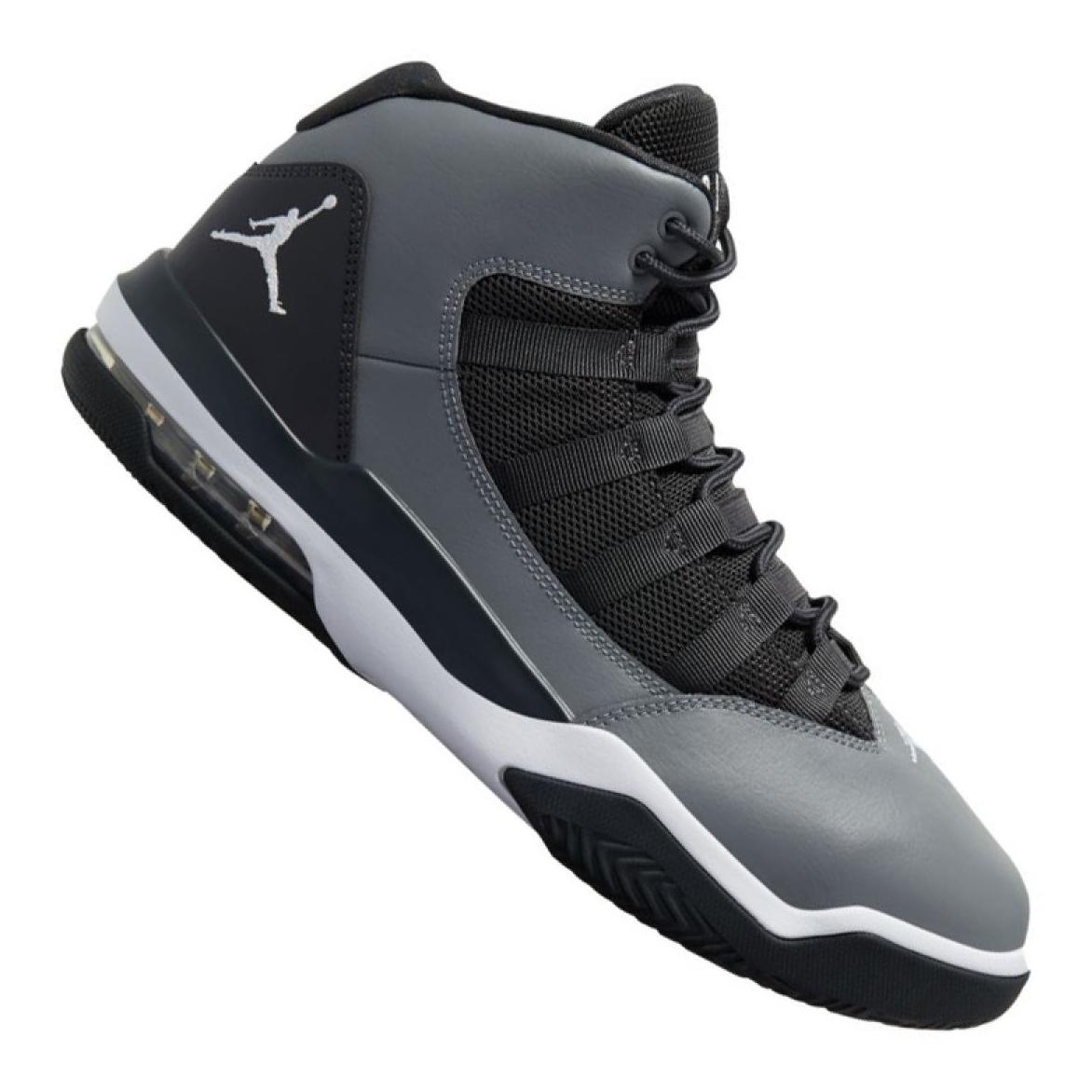 Scarpe Nike Jordan Max Aura M AQ9084 005 nero multicolore
