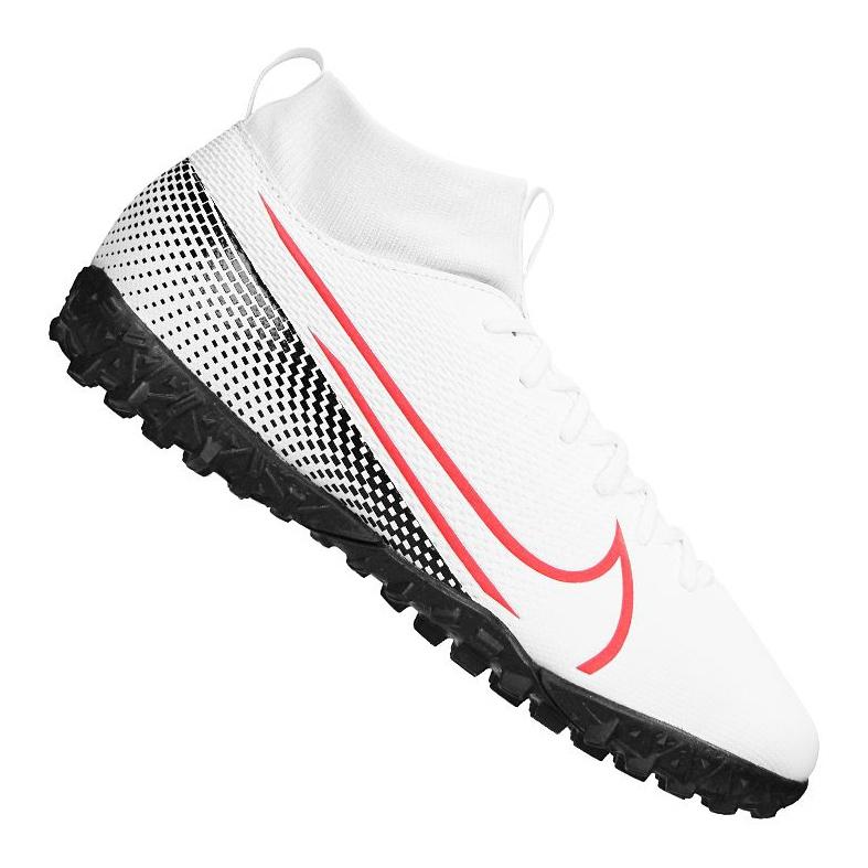 Scarpe-da-calcio-Nike-Superfly-7-Academy-Tf-Jr-AT8143-160-bianco-multicolore