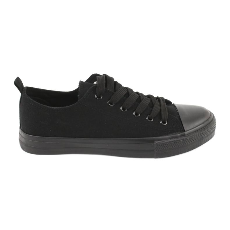 Sneakers nere American Club LH16 nero