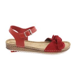 Scarpe Comfort Inblu da donna 158D117 rosso