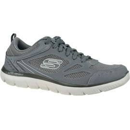 Scarpe Skechers Track Bucolo M 52630 CCLM grigio   eBay