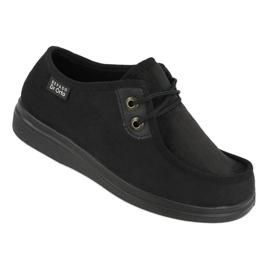Befado scarpe da donna pu 871D004 nero 1