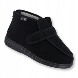 Befado scarpe da donna pu orto 987D002 nero 1