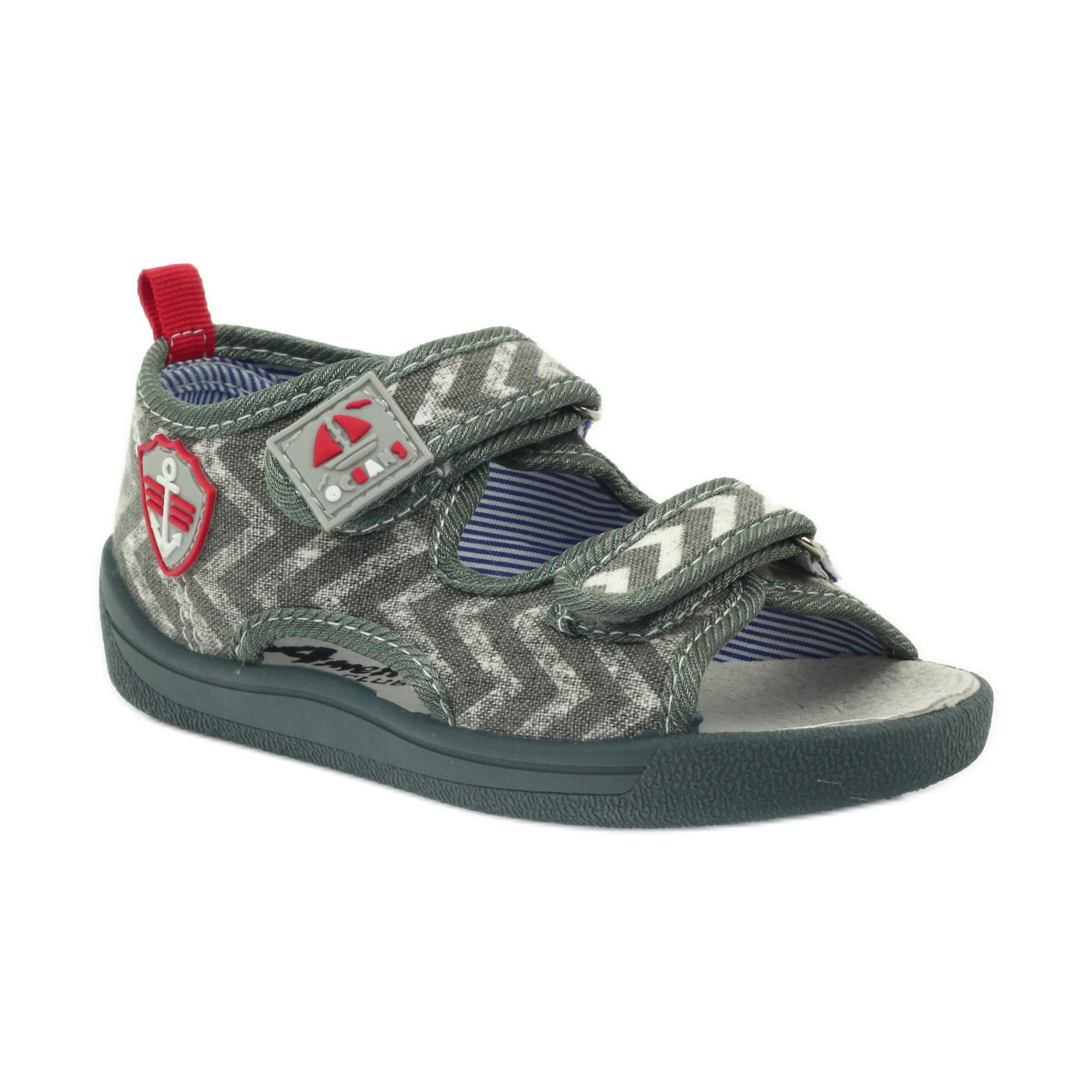 buy popular 5e188 b57fd American Club Sottopiede in pelle per scarpe da bambino con sandali  americani