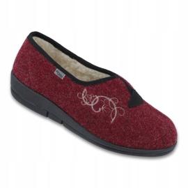 Befado scarpe da donna pu 940D355 rosso 1