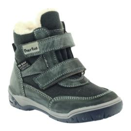 Bartuś Stivali boote con membrana 006 rapa grigio 1