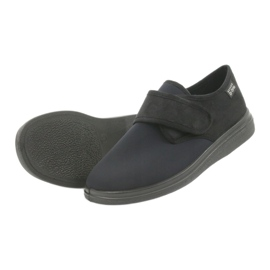 Pantofole Befado Mocassini Dr. Orto Salute 036d006 nero 6