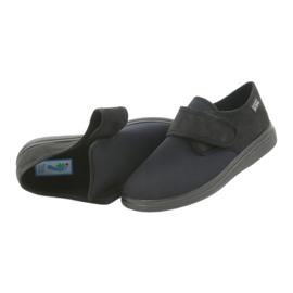 Pantofole Befado Mocassini Dr. Orto Salute 036d006 nero 5