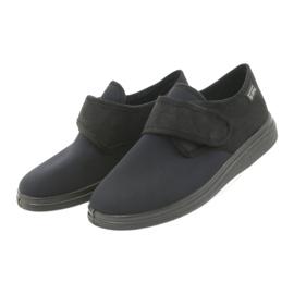 Pantofole Befado Mocassini Dr. Orto Salute 036d006 nero 4